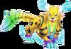 Keeba Tiger (Spirit)