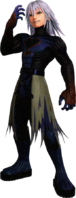 Riku obscur (Combat) KHIII