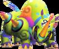 Rhinoféroce (Cauchemar commun) DDD