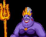 Ursula from COM sprite 2