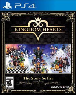 Kingdom Hearts TSSF box art