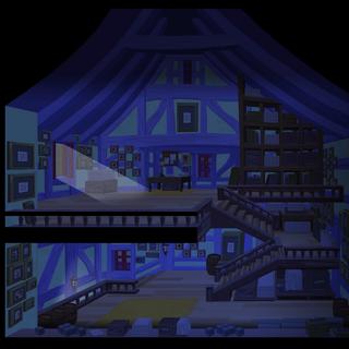 Segunda zona de la casa