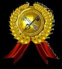Recompensa Armas Org. XIII