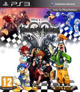 Kingdom Hearts HD 1.5 ReMIX Boxart EU