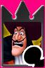 Naipe Capitán Garfio