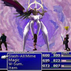 Sephiroth en <i>Final Fantasy VII</i>