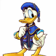 Artwork de Donald