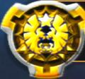 Médaille Gummi KH2 27