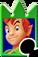 Peter Pan (card)