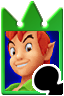 Peter Pan (card)