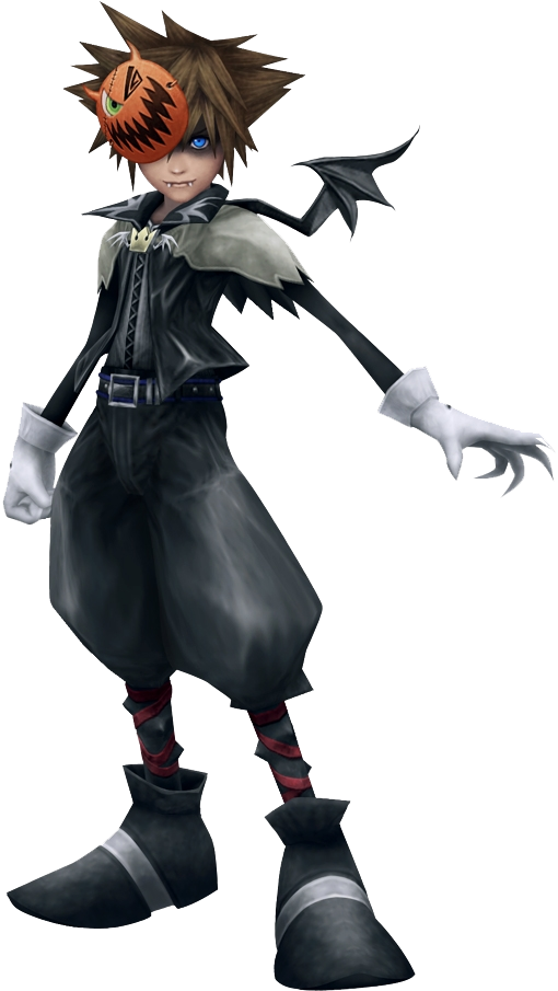 Vampire Form   Kingdom Hearts Wiki   FANDOM powered by Wikia