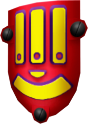 Golem Shield KH
