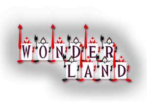 Wonderland Logo KHX