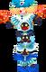 Circus Clown KHX
