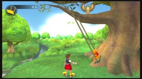 Kingdom Hearts -HD 1.5 ReMIX- Balançoire de Winnie-0