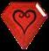 Gem (Heart) KHD