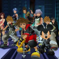Todos los héroes de Kingdom Hearts reunidos