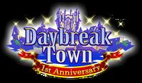 Daybreak Town Outskirts Logo KHX