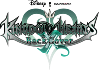 Kingdom Hearts χ Back Cover logo
