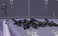 Room of Sleep Aqua's Armor BBS
