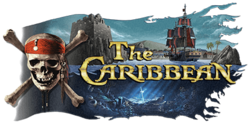The Caribbean Logo KHIII