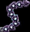 Cosmic Chain KHII
