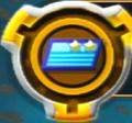 Médaille Gummi KH2 10