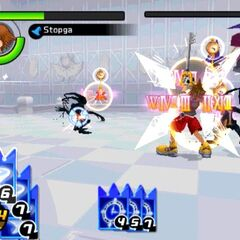 Paro en <i>Kingdom Hearts Re:Chain of Memories</i>.