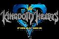 Kingdom Hearts Final Mix Logo KHFM
