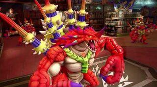 Kingdom Hearts III Critique Combat contre les Destructeurs suprêmes