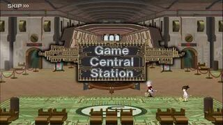 KINGDOM HEARTS Union X Game Central Station theme