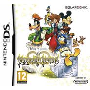 Kingdom Hearts Re coded Boxart EU