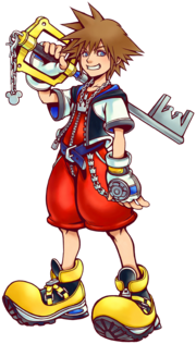 Sora Kingdom Hearts Wiki FANDOM powered by Wikia