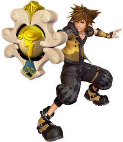 Sora Guard Form KHIII