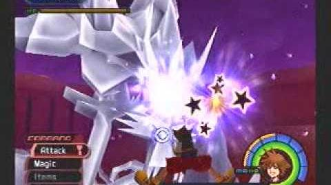 Kingdom Hearts - Ice Titan