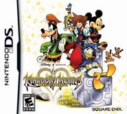 Kingdom Hearts Re coded Boxart NA