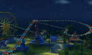 Amusement Park (Screenshot) KH3D