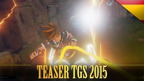 KINGDOM HEARTS III - Teaser TGS 2015 (Sub