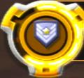 Médaille Gummi KH2 4