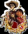 Miguel & Héctor (Médaille)