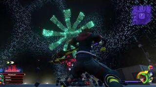 Kingdom Hearts III Expert Combat contre les Obscubes