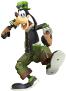 Goofy Toy Form KHIII