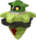 Green Gearbit KHUX