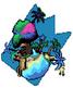 Naipe mundo (CoM) - Islas del Destino