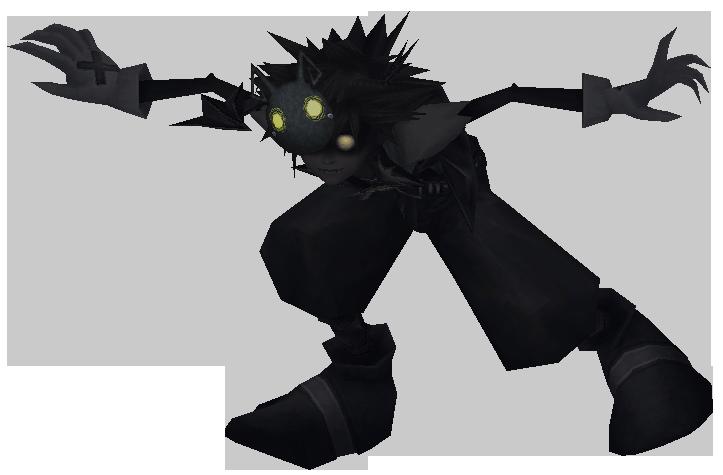 Vampire Form | Kingdom Hearts Wiki | FANDOM powered by Wikia