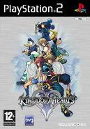 Kingdom Hearts II Jaquette Française