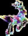 Girafoudre (Cauchemar rare) DDD