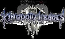 Kingdom Hearts III ReMind Logo KHIIIR