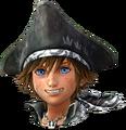 Sora (Pirate) Portrait - Forme ultime KHIII