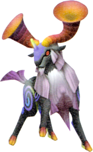 Yoggy Ram (Nightmare) KH3D